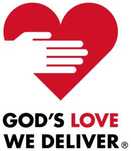 God's Love We Deliver Logo