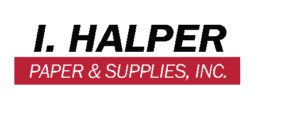 iHalper Paper & Supplies logo horizontal